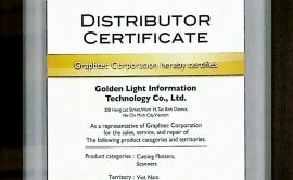 Golden Light Co. – THE OFFICAL REPRESENTATIVE OF GRAPHTEC CORPORATION FOR OF CUTTING PLOTTERS IN VIETNAM