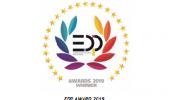 MUTOH ValueJet 1627MH WINS EDP Award 2019
