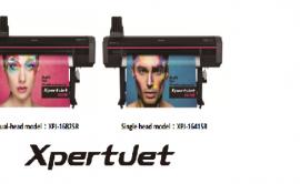 """Mutoh giới thiệu hai máy in Eco-Solvent chất lượng cao và độ phân giải cao mới """"XpertJet 1682SR/1641SR"""""""